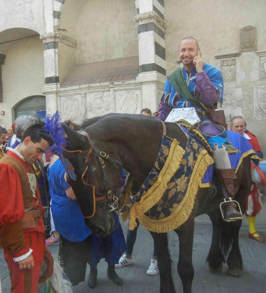 Corteo del 24 giugno per la festa del patrono di Firenze