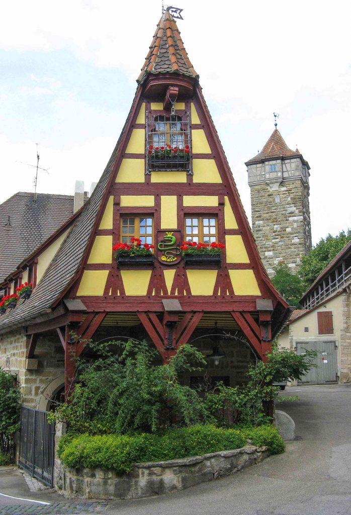 Cosa vedere a Rothenburg: la Gerlachschmiede