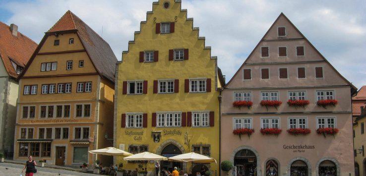 Le dieci cose da fare a Rothenburg
