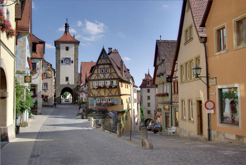Cose da fare a Rothenburg: vedere il Plönlein