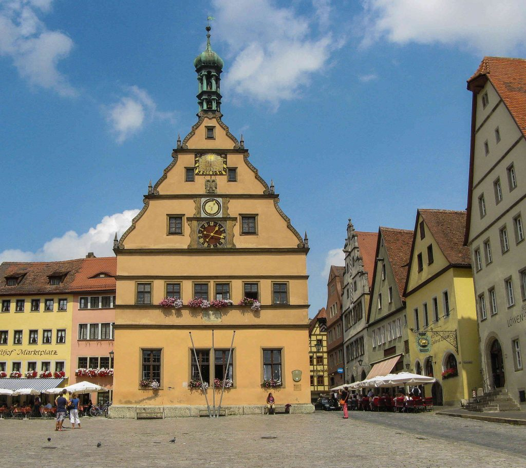 Le cose da fare a Rothenburg: il Ratsherrentrinkstube