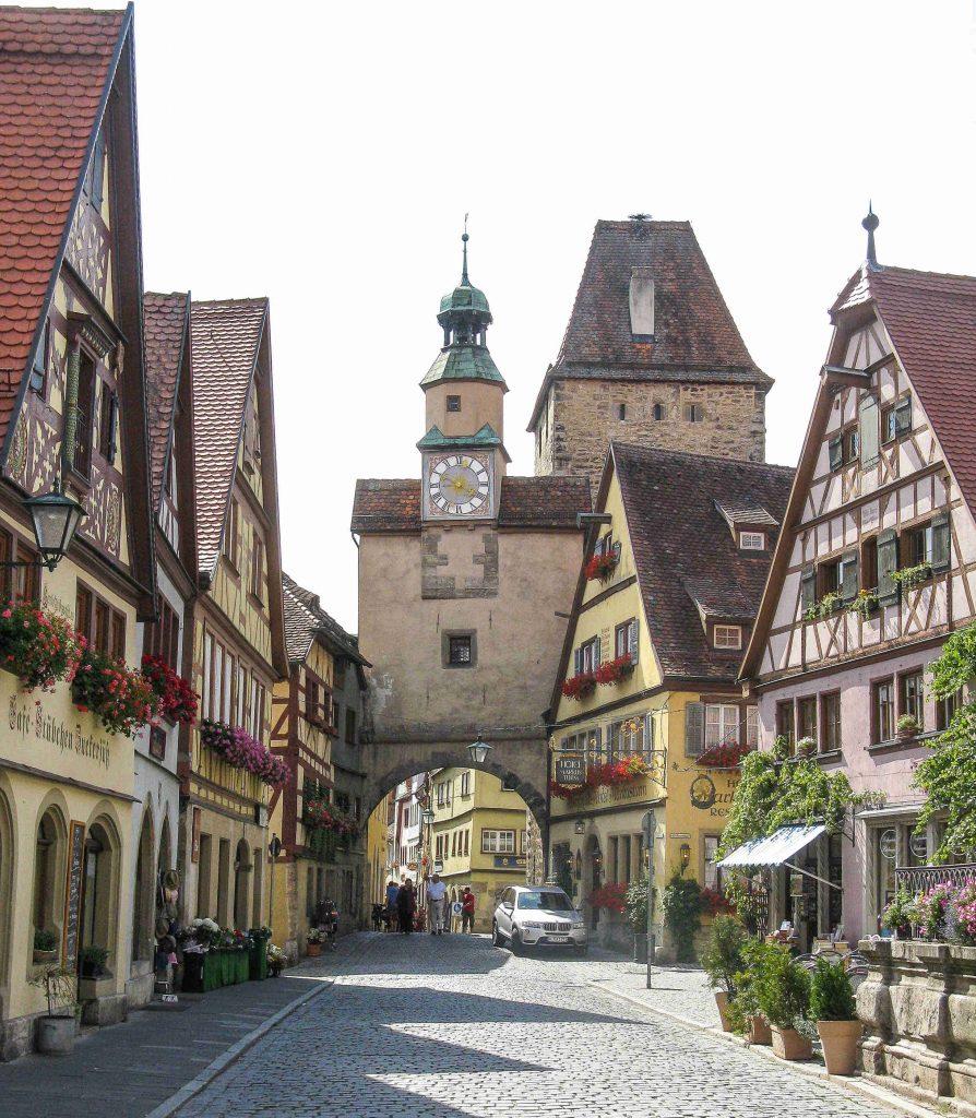 Le cose da fare e da vedere a Rothenburg Ob der Tauber in Baviera