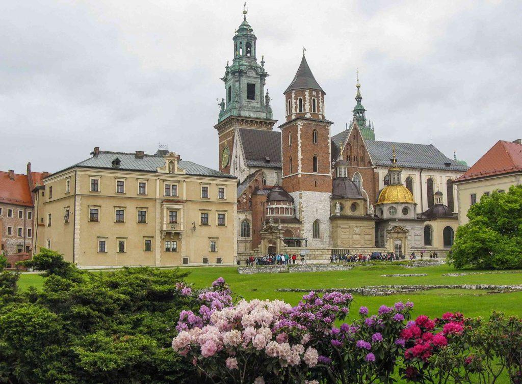 Centro storico di Cracovia: la Cattedrale di Wawel