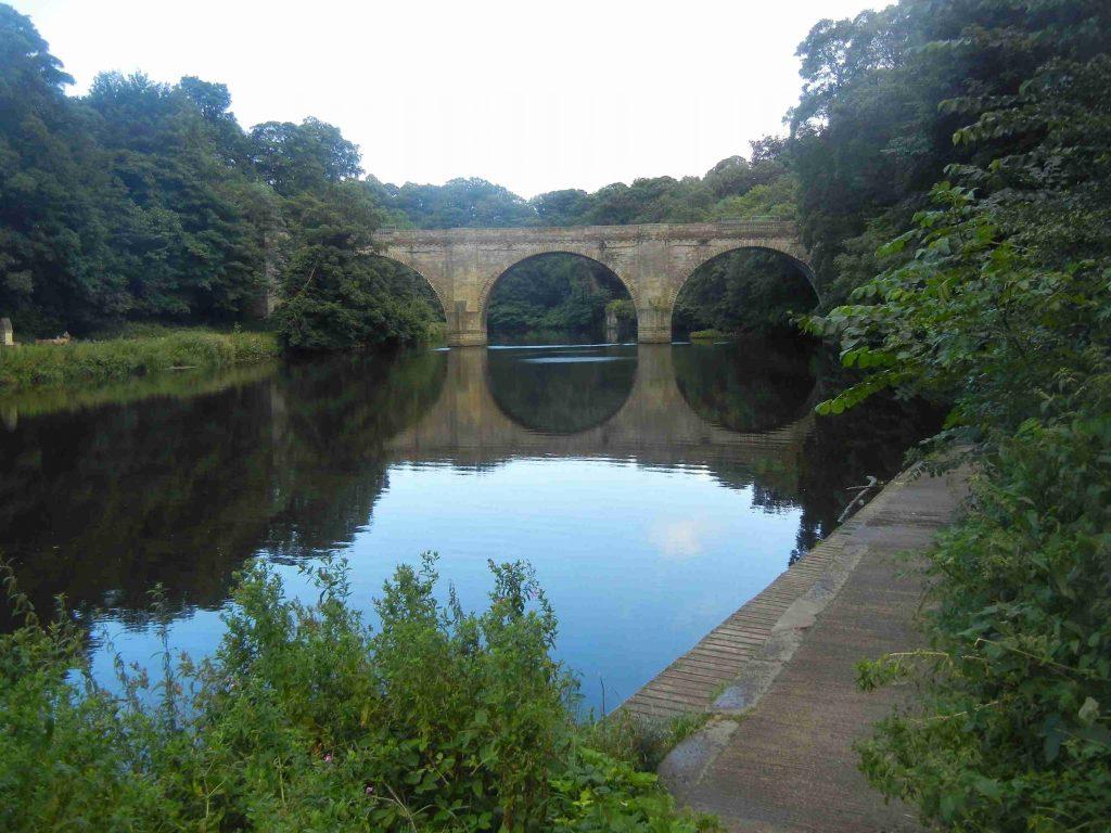 Cosa vedere a Durham: il Prebends Bridge
