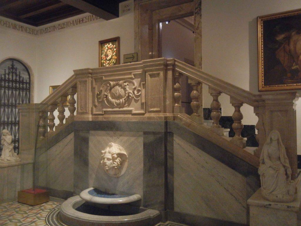 Pinacoteca Ambrosiana di Milano: la Sala della Medusa
