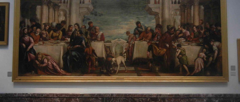 Pinacoteca di Brera: Cena in casa di Simone di Veronese