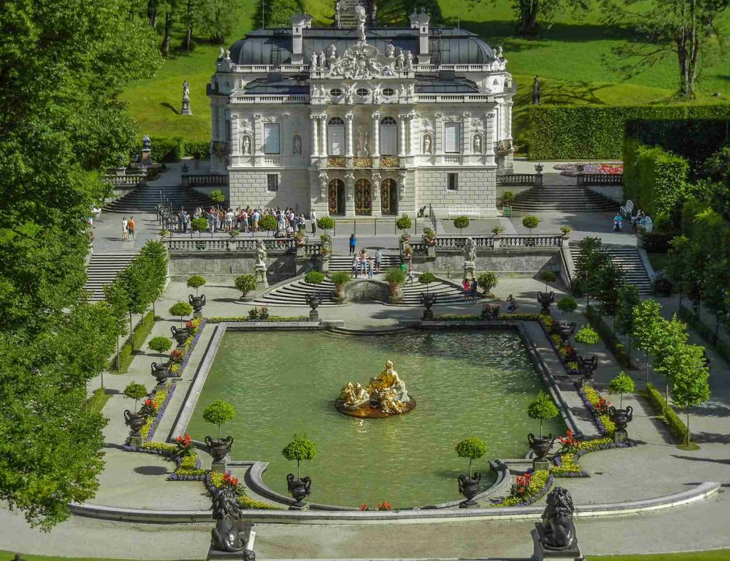 Castelli della Baviera: Linderhof