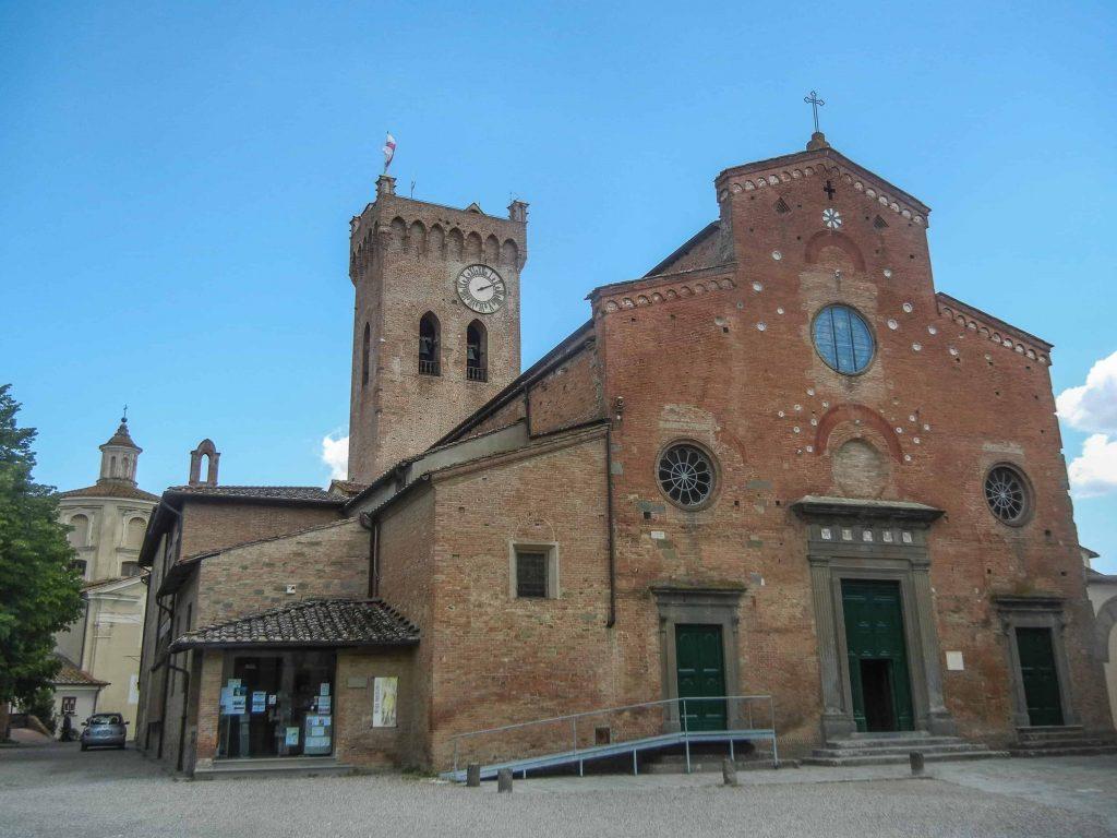 Cosa vedere a San Miniato: la cattedrale