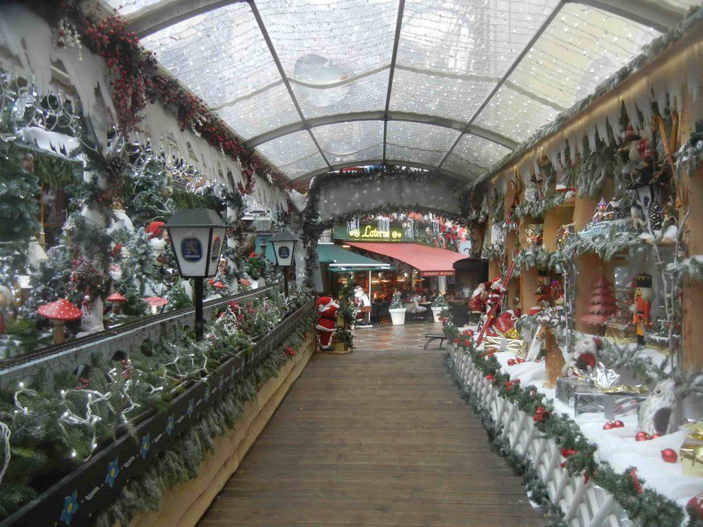 Il Giardino del Natale di Baden Baden
