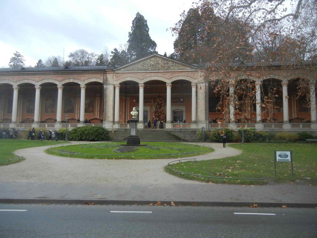 Mercatini di Friburgo e Baden Baden: la Trinkhalle