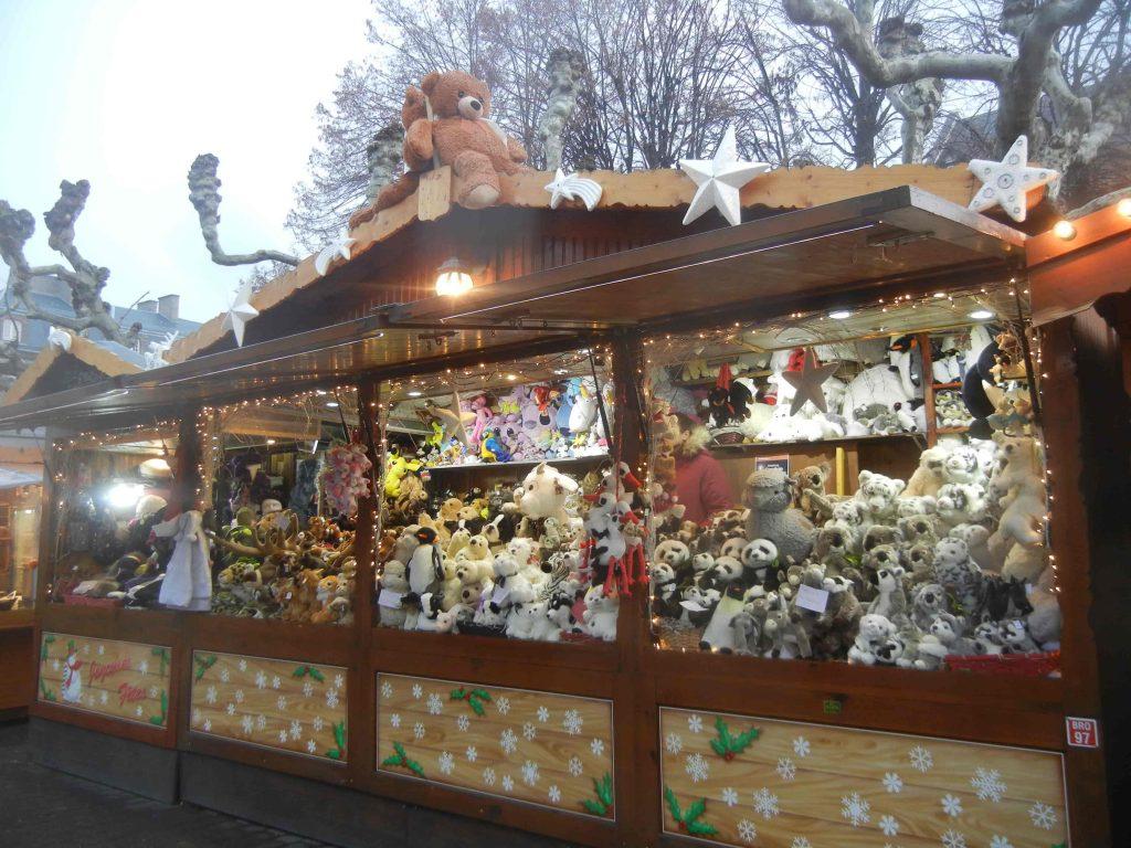 Mercatini di Strasburgo: Place Broglie