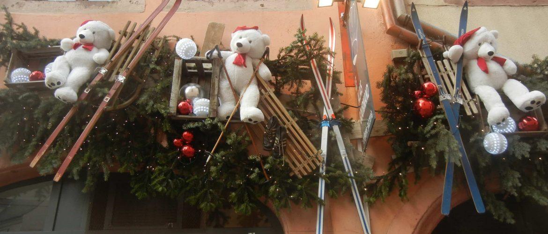 Viaggio ai mercatini di Natale di Strasburgo e Colmar in Alsazia