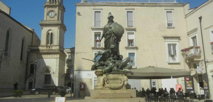 Piazza del Duomo di Altamura