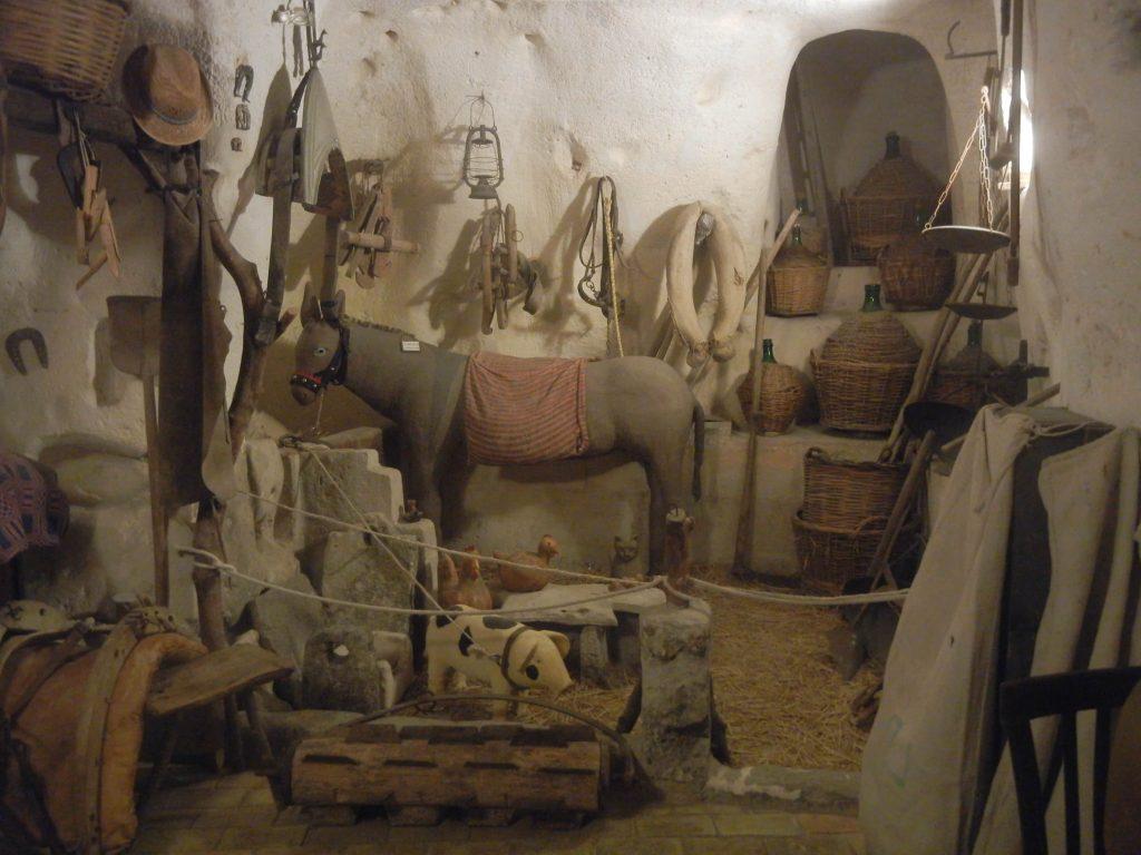 Casa Grotta di Via Fiorentini a Matera