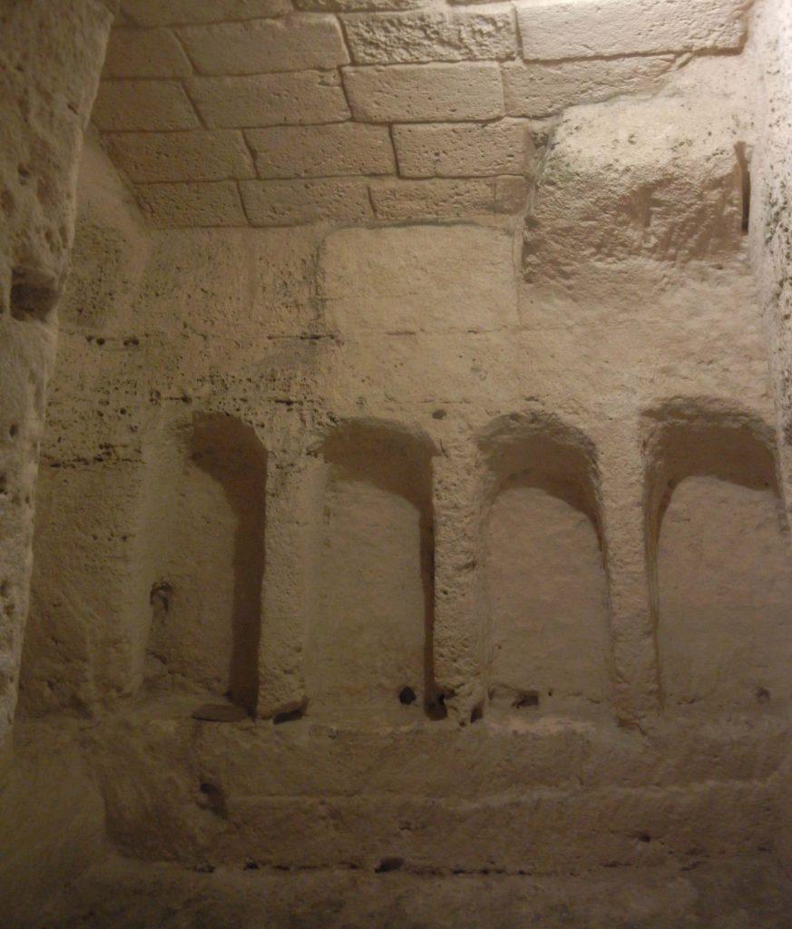 Chiesa rupestre di San Giovanni Barisano a Matera