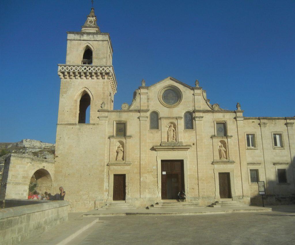 Chiesa di San Pietro Caveoso a Matera