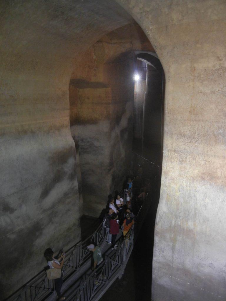 Dieci cose da non perdere a Matera: la Cisterna del Palombaro Lungo