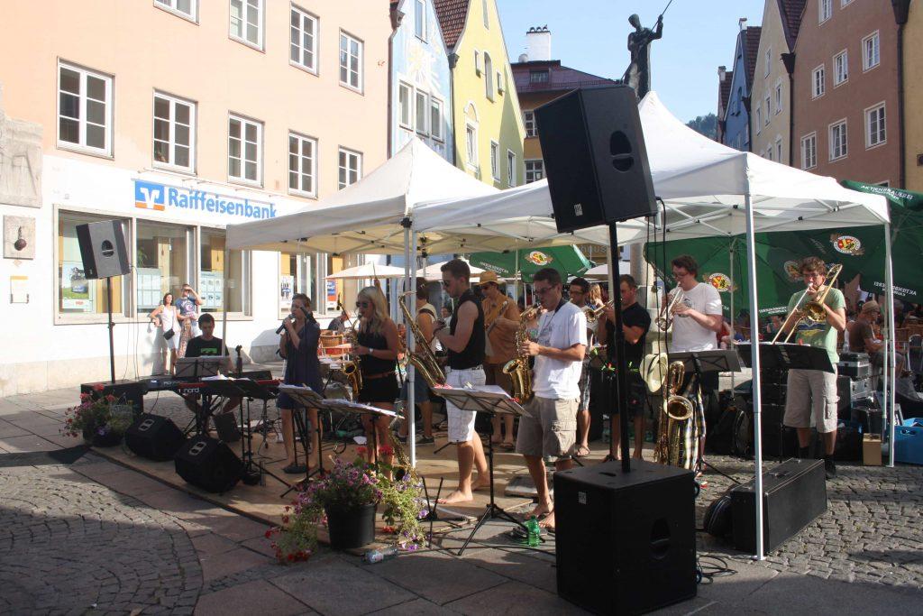 Musica dal vivo a Fussen