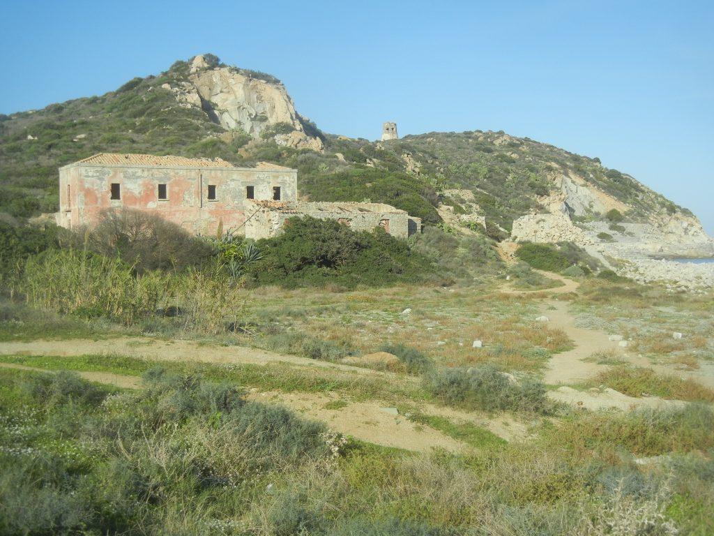 Cava Usai a Villasimius